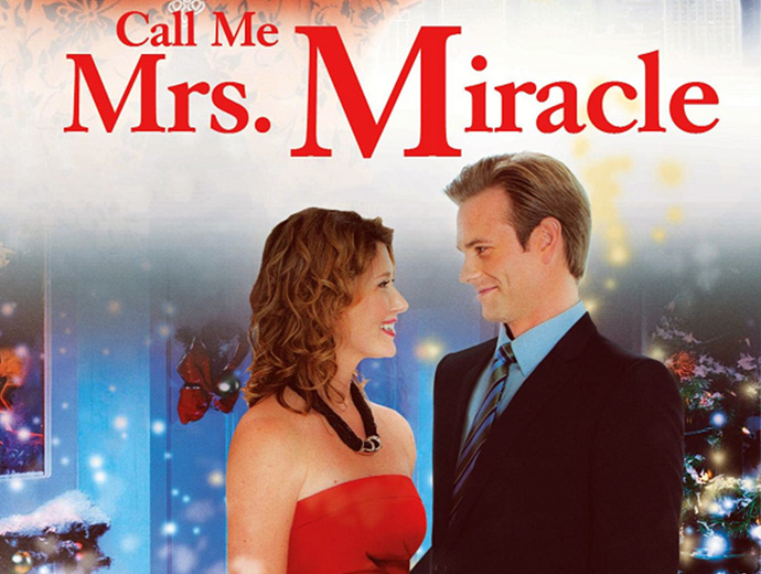 mrs miracles movie poster